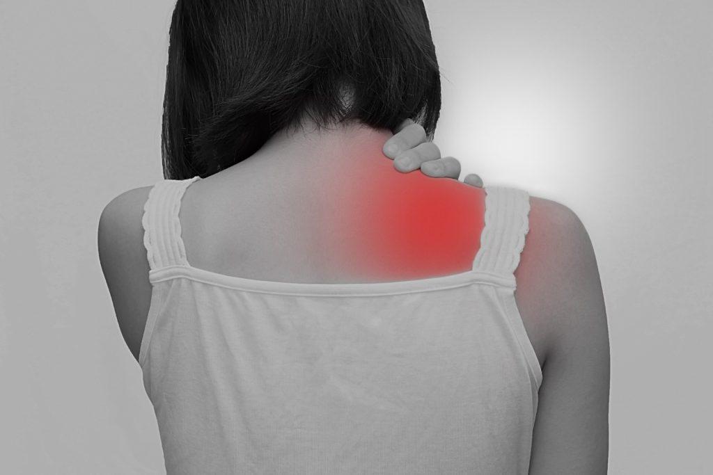 頚椎ヘルニア 痛み