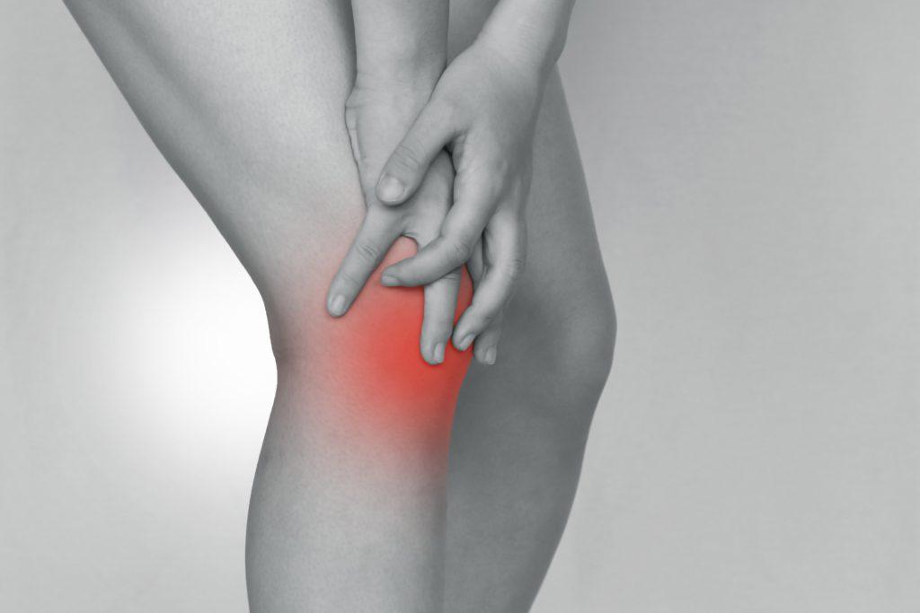 変形性膝関節症の痛み